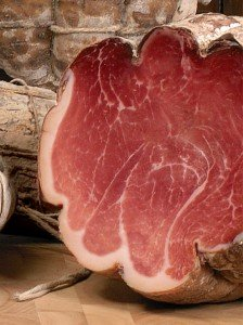 Braglia high quality 100% italian cured meat coppa